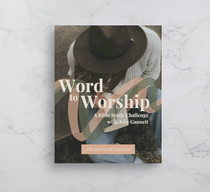 #WordtoWorship Guide