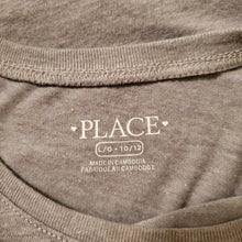 Load image into Gallery viewer, Children's Place Girl's SS Shirt- 10/12-GREY