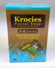 Load image into Gallery viewer, All Natural Handmade Crocodile Oil Facial Soap