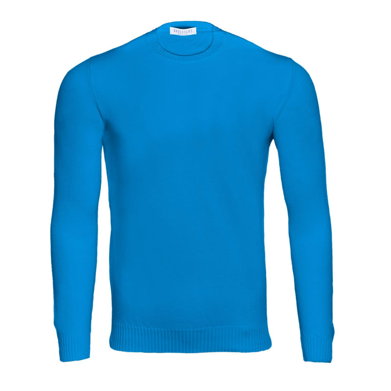 Baham Sweater in Turquoise