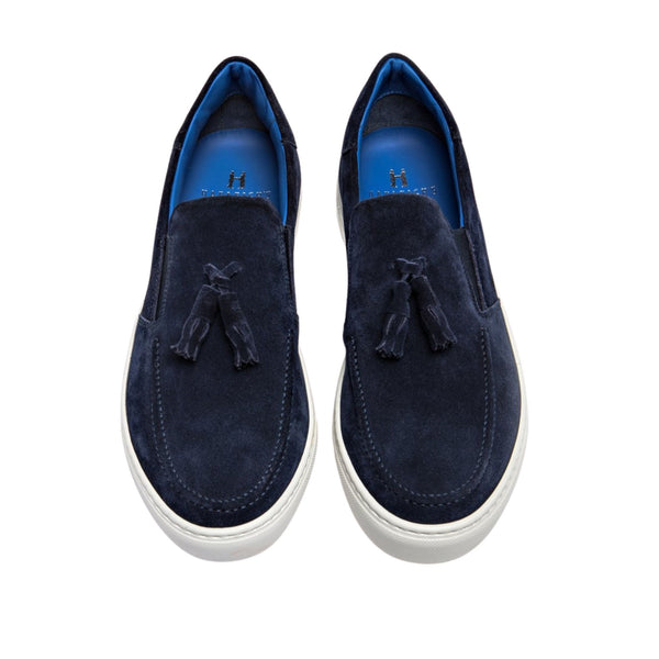 Hawk Sneaker in Navy