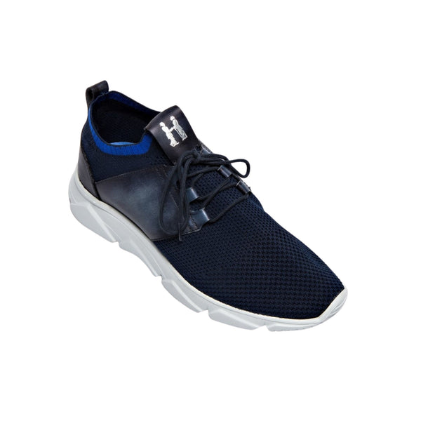 Peter Sneaker in Navy