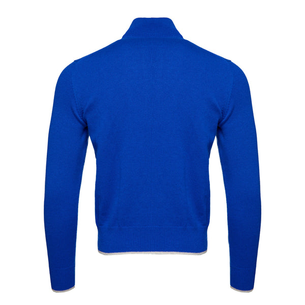 Track Suit in Cobalt