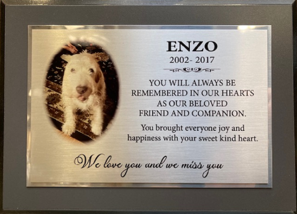 Pet Memorial & Keepsakes