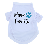 PERSONALIZED DOG OR CAT TANK SHIRT