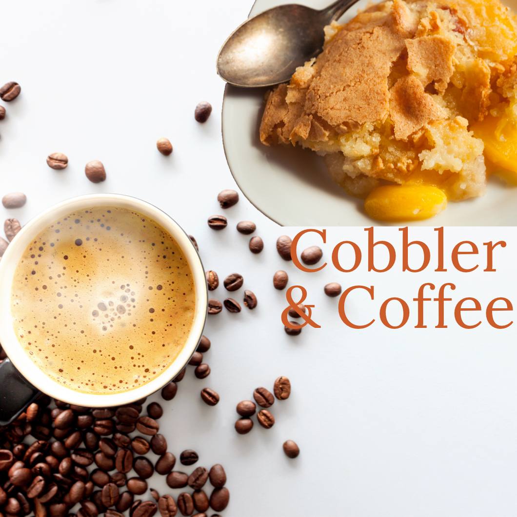 Cobbler and  Coffee