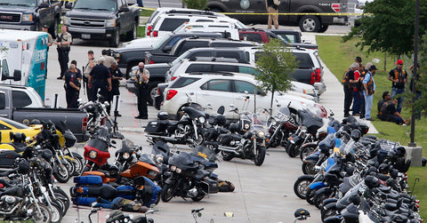 "Police Officer Said She Thought They Were Supposed to Let Rival Clubs ""Fight it out"" in Waco"