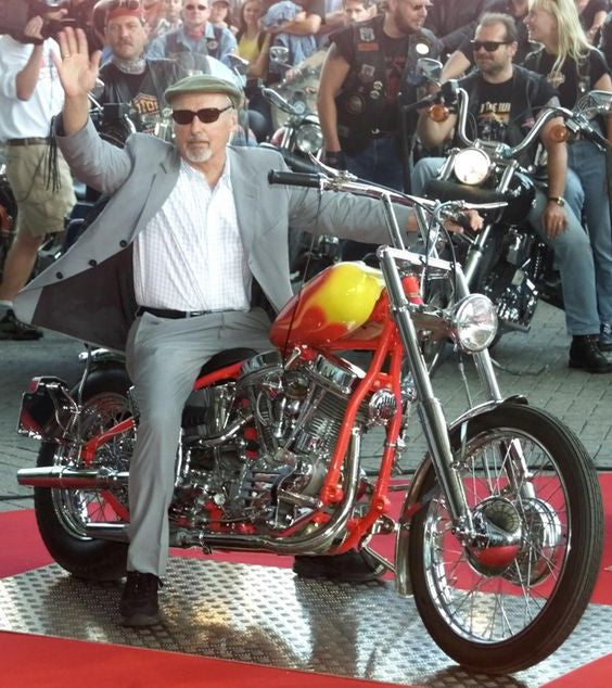 Taos to honor late actor Dennis Hopper with motorcycle rally