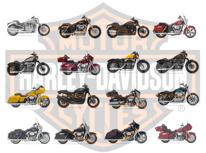 Government Orders Massive Recall of Harley-Davidson Motorcycles