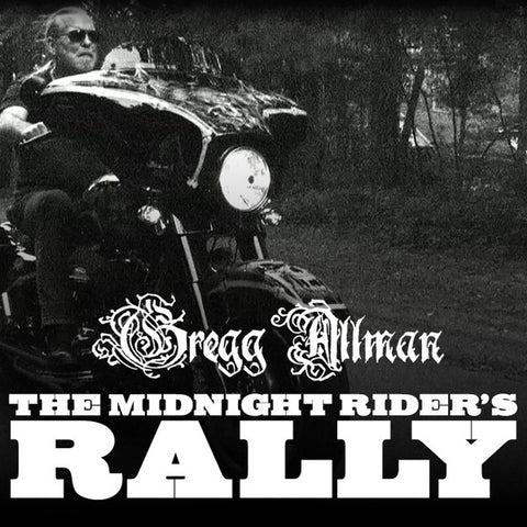 Harley-Davidson To Host 'The Midnight Rider's Rally' In Honor Of Final Gregg Allman Album