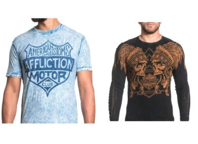Harley Sues Affliction For Trademark Infringement