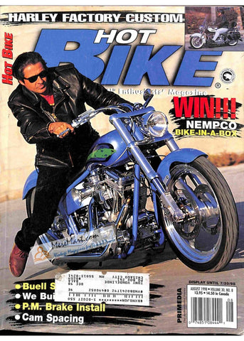 Bonnier Corporation to Discontinue Hot Bike Print Publication