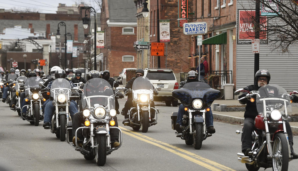 Pennsylvania House Passes Bill To Give Motorcycle Processions More Rights