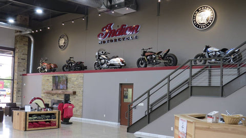 Indian Motorcycle Opens Behind-the-Scenes 'Experience Center' at Midwestern Facility