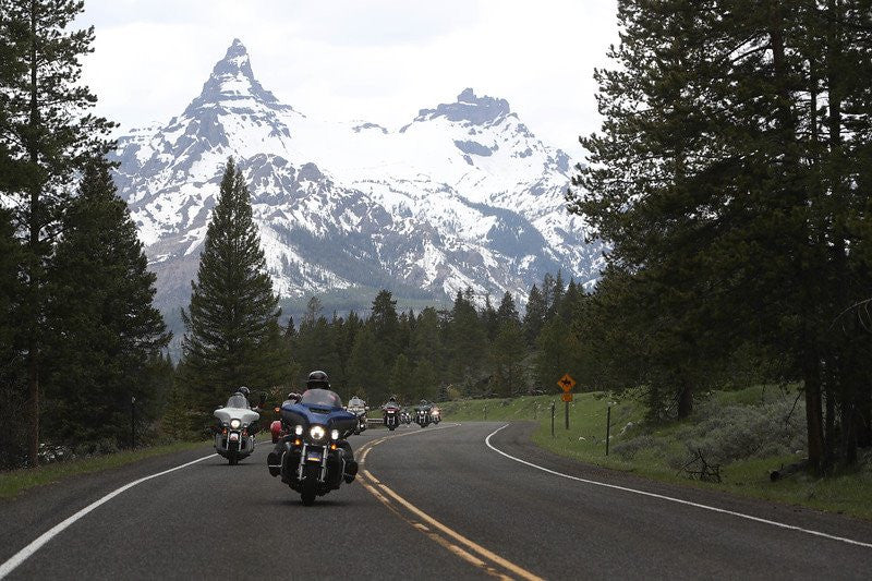 Kyle Petty Charity Ride Across America Raises $1.3 Million for Charity