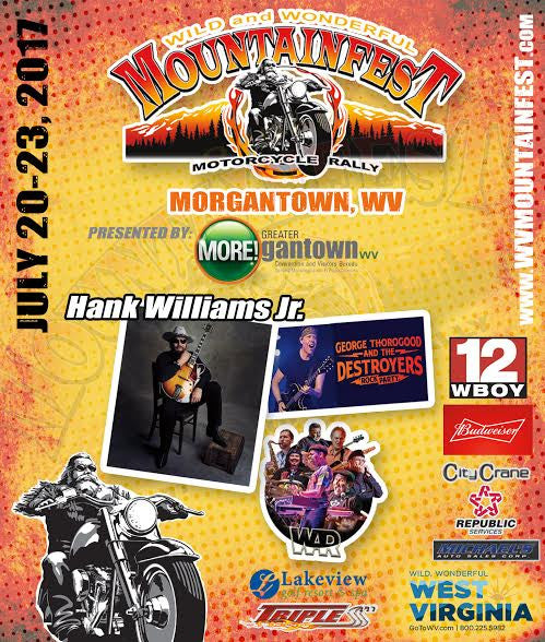 MountainFest Motorcycle Rally