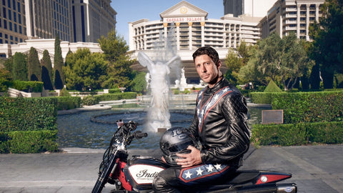 Pastrana Tries Jump That Nearly Killed Knievel