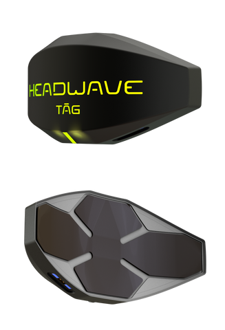 Headwave front and back view