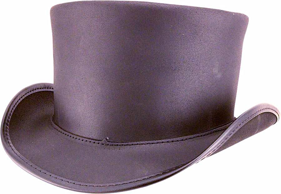 El Dorado Plain Tophat - The Biker Nation
