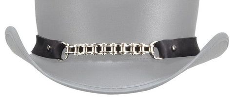 Cycle Chain Hat Band - The Biker Nation