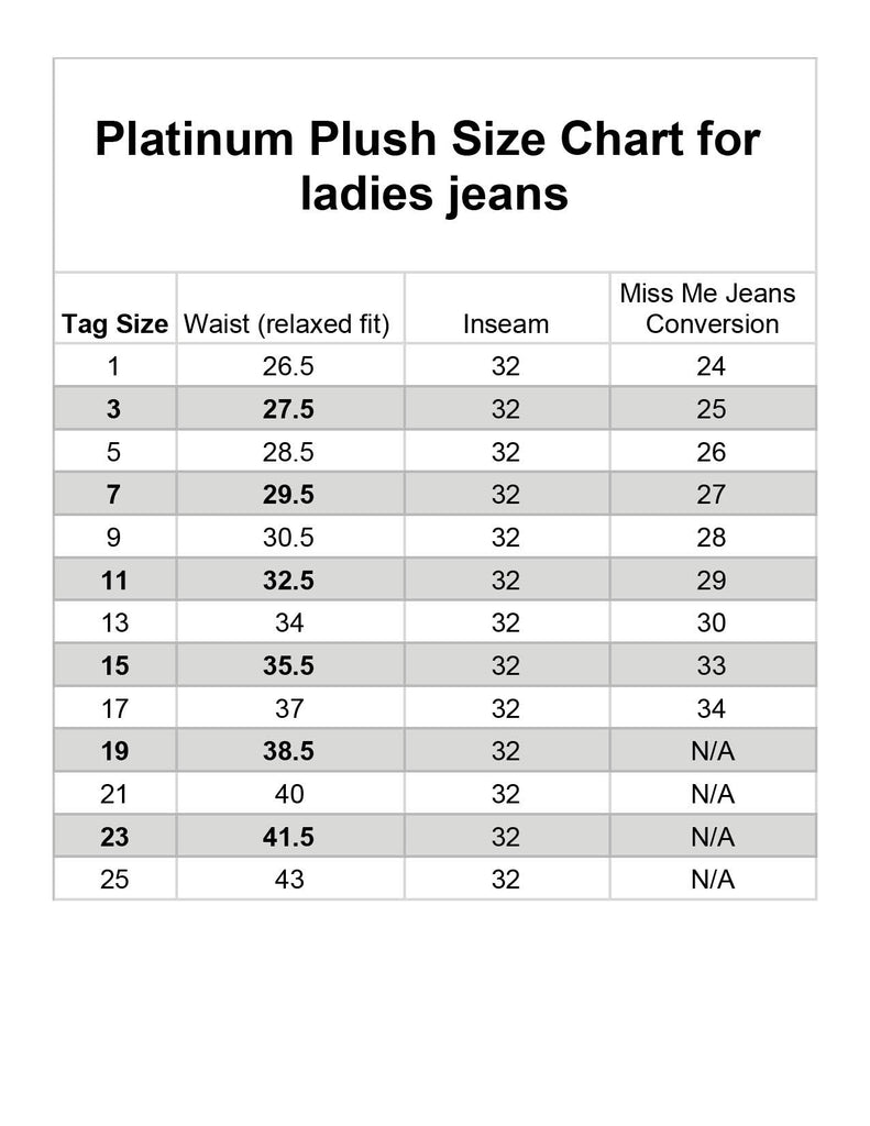 Collection Womens Jeans Size Chart Conversion Pictures Best