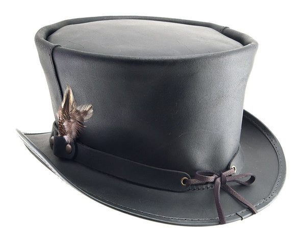 The Coachman Top Hat - The Biker Nation