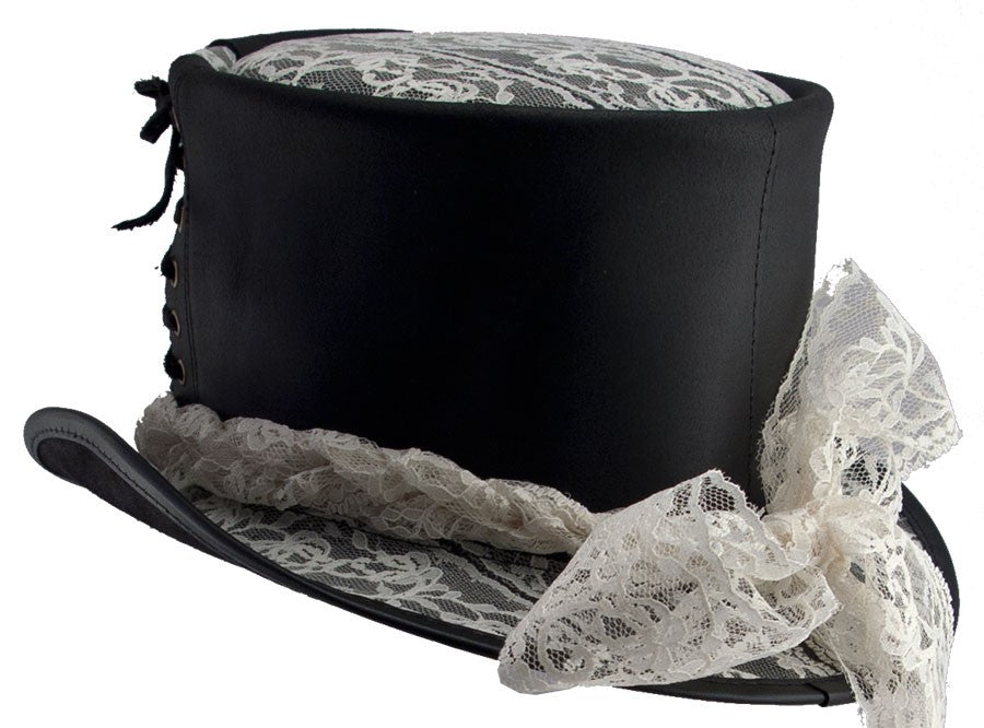 ... Havisham Ladies Top Hat - The Biker Nation ... 04532426a73