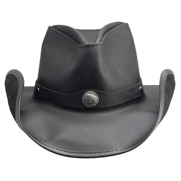 Western Freedom Pinched Crown Hat