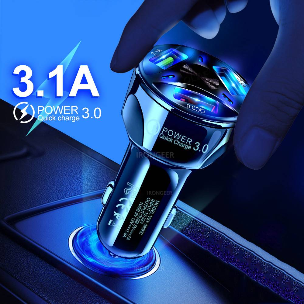 Adapter for your Intelligent Wireless Charger For Car in four variants and two colours. Wireless Charger For Car in four variants and two colours.
