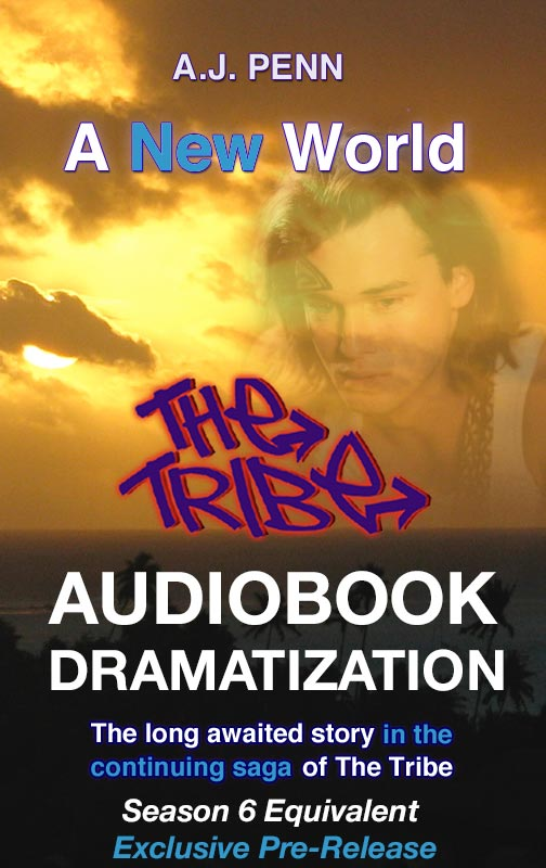 The Tribe: A New World (Season 6 equivalent) - Audiobook Dramatization - Digital Download exclusive pre-release NZD $40