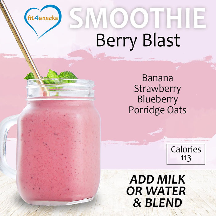 Berry Blast Smoothies x 8