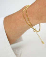 Load image into Gallery viewer, LAVATERA BRACELET GOLD