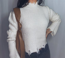 Load image into Gallery viewer, Jessy Sweater (Ivory)