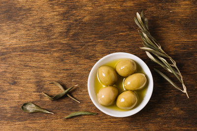 The Color And Quality Of The Olive Oil