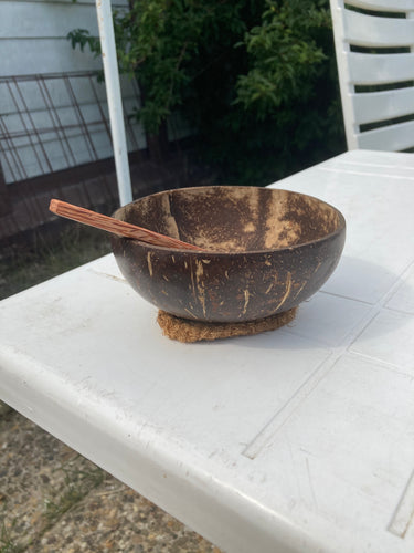 [coconut bowl] - [oneandahalfman.shop]