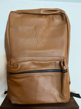 Load image into Gallery viewer, O.G. shXt Premium Leather Backpack