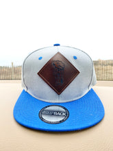 Load image into Gallery viewer, O.G. shXt Snapback w/ Leather Patch