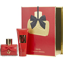 Load image into Gallery viewer, Carolina Herrera Gift Set Ch Prive Carolina Herrera By Carolina Herrera
