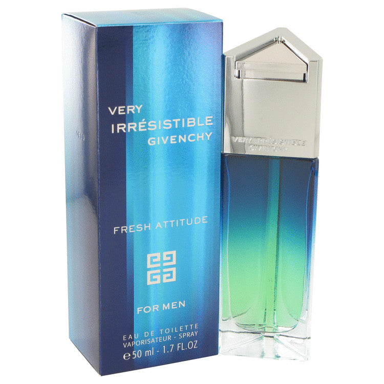 Very Irresistible Fresh Attitude by Givenchy Eau De Toilette Spray for Men
