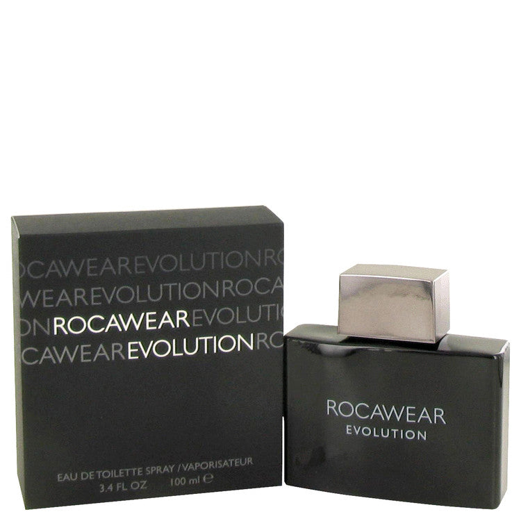 Rocawear Evolution by Jay-Z Eau De Toilette Spray 3.4 oz for Men