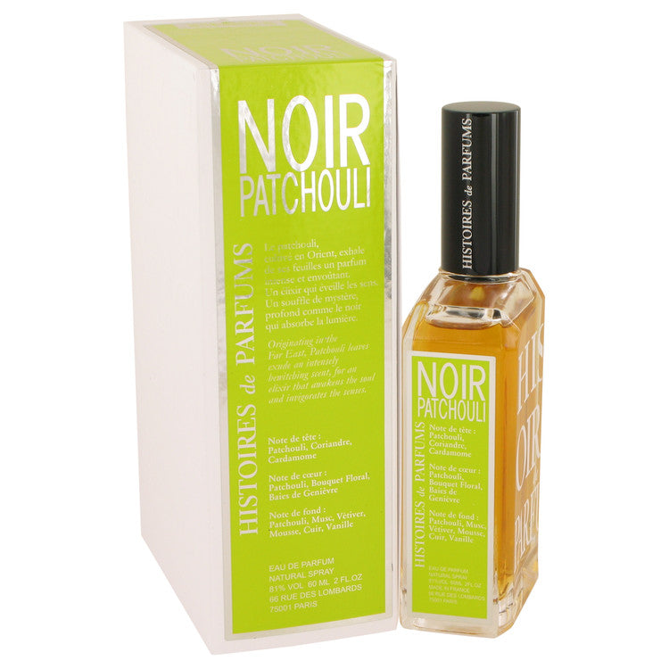 Noir Patchouli by Histoires De Parfums Eau De Parfum Spray (Unisex) 2 oz for Women
