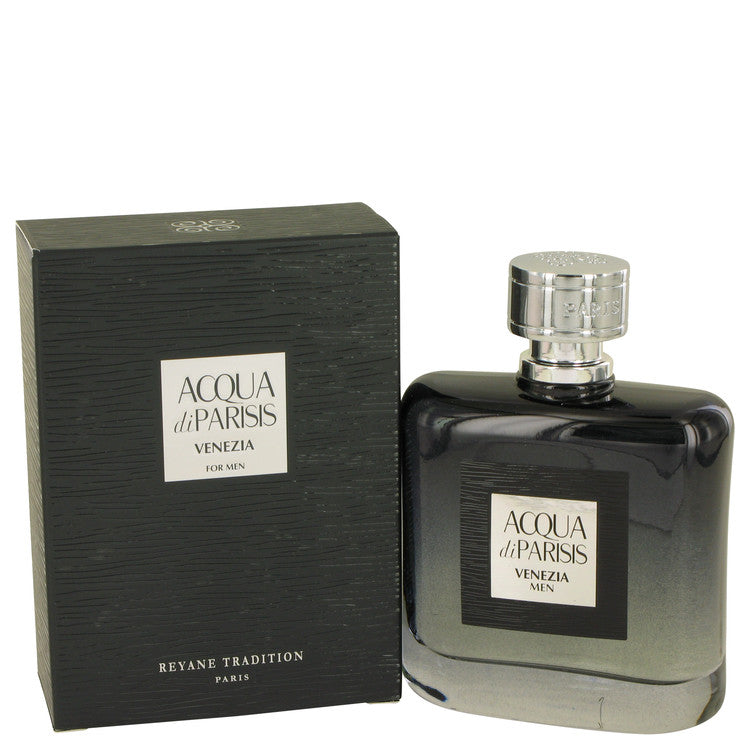 Acqua Di Parisis Venezia by Reyane Tradition Eau De Toilette Spray 3.3 oz for Men