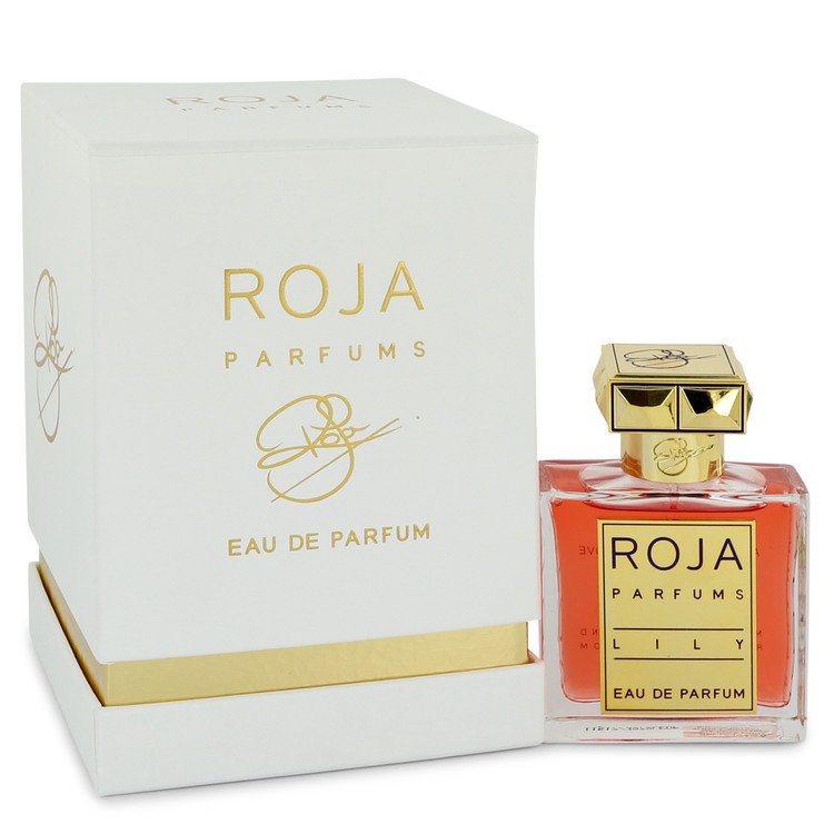 Roja Lily by Roja Parfums Eau De Parfum Spray 1.7 oz for Women