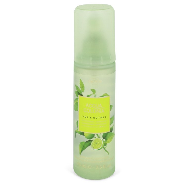 4711 Acqua Colonia Lime & Nutmeg by Maurer & Wirtz Body Spray 2.5 oz for Women