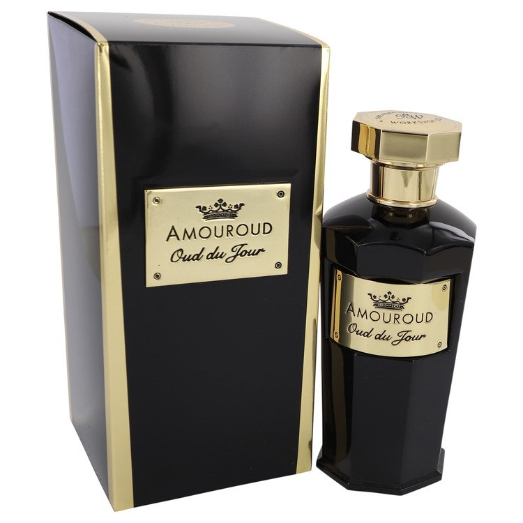 Oud Du Jour by Amouroud Eau De Parfum Spray (Unisex) 3.4 oz for Women