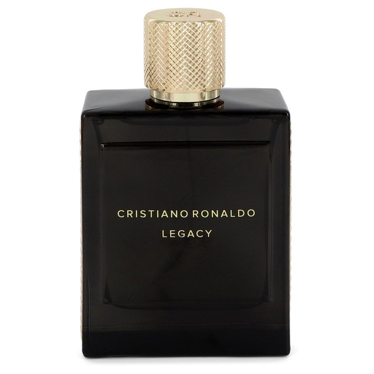Cristiano Ronaldo Legacy by Cristiano Ronaldo Eau De Toilette Spray 3.4 oz for Men