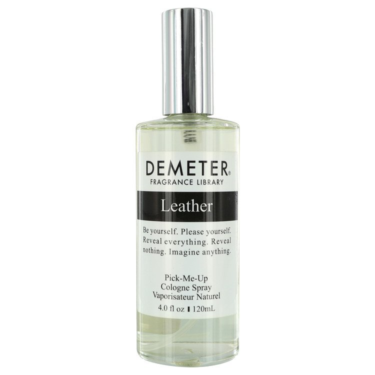 Demeter Leather by Demeter Cologne Spray (unboxed) 4 oz  for Women
