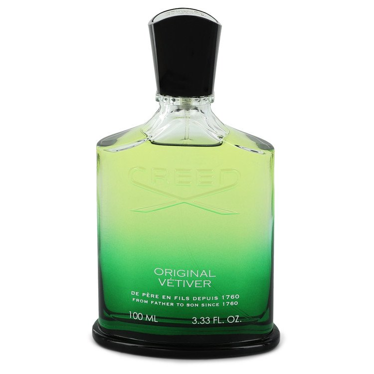 Original Vetiver by Creed Eau De Parfum Spray (unboxed) 3.3 oz  for Men