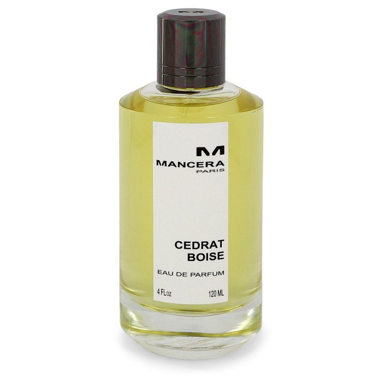 Mancera Cedrat Boise by Mancera Eau De Parfum Spray 4 oz for Women