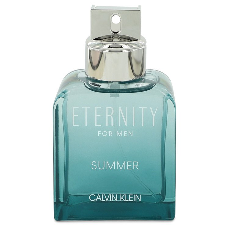 Eternity Summer by Calvin Klein Eau De Toilette Spray (2020 unboxed) 3.4 oz for Men
